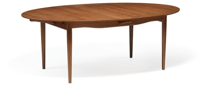 Wondrous Finn Juhl Judas Table Oval Teak Dining Table With Gmtry Best Dining Table And Chair Ideas Images Gmtryco