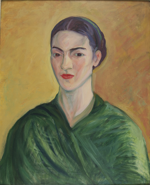 , 'Portrait of Frida Kahlo,' 1933, Francis M. Naumann Fine Art