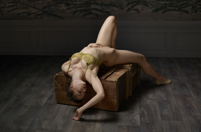 , 'Reclining Nude No. 6,' 2015, Hamiltons Gallery
