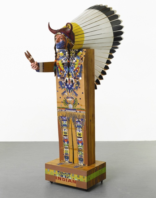 Marisol, 'Indian', 1969, Sotheby's