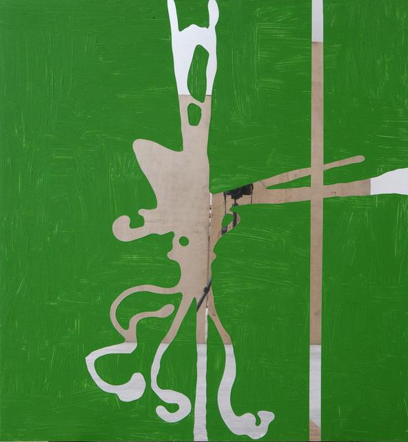 Carlito Carvalhosa, 'Untitled (P52)', 2015, Galeria Nara Roesler