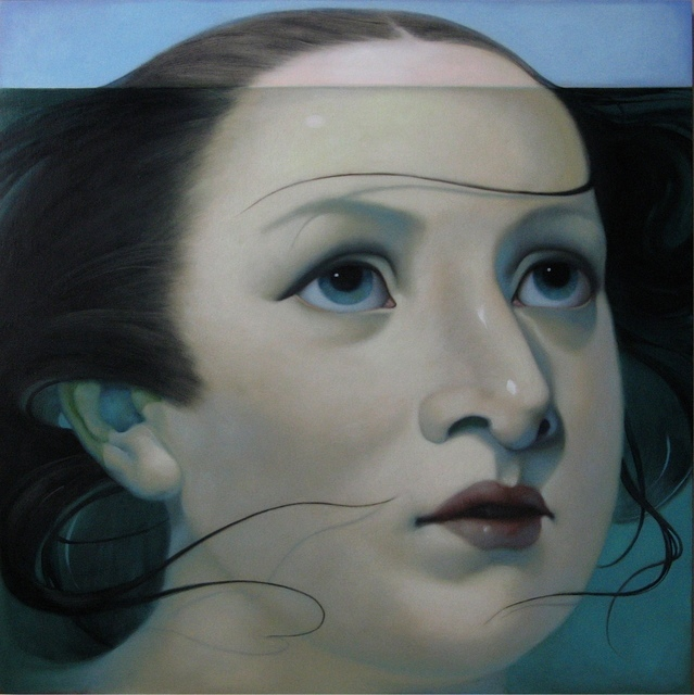 , 'Surfacing ,' 2012, Hall Spassov Gallery
