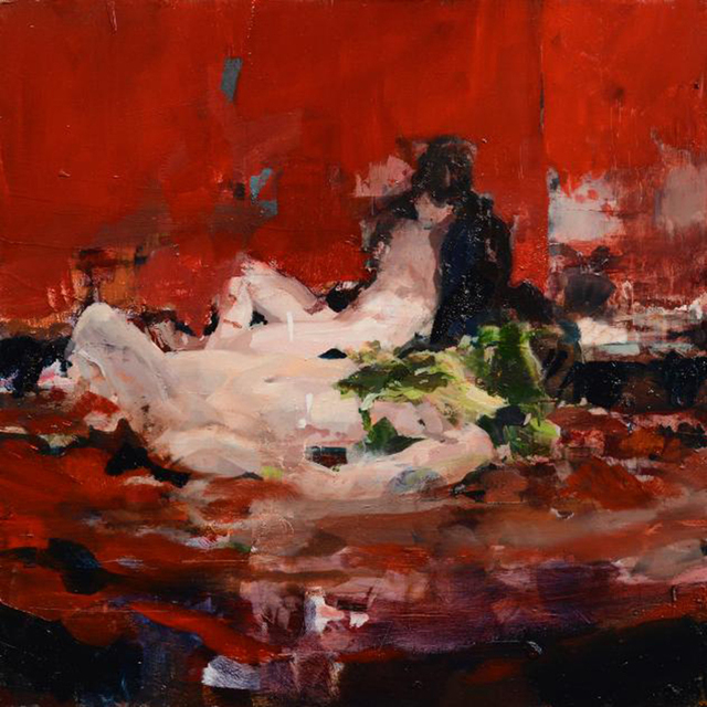 , 'Fur and Lettuce,' 2015, Dolby Chadwick Gallery