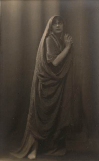 , 'Irma Duncan,' 1921, The Halsted Gallery