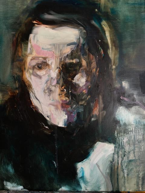 , 'Portrait Bougie,' 2018, Dolby Chadwick Gallery