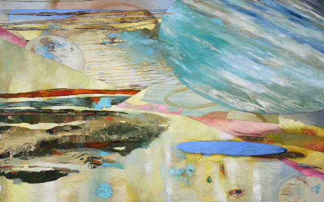 , 'Five Horizons,' 2015, George Billis Gallery