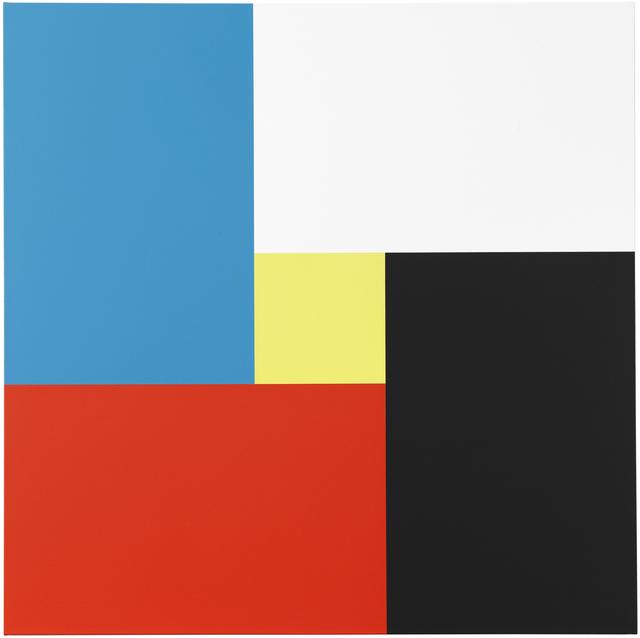 , 'Untitled,' 2017, Galerie Nikolaus Ruzicska