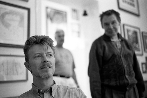 , 'Bowie in Gugging #07,' 1994-2017, Galerie Crone