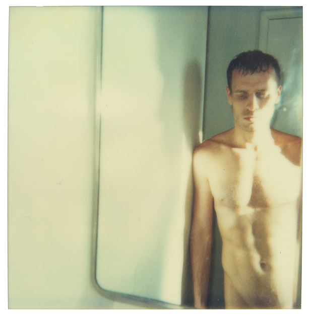 Stefanie Schneider, 'Male Nude V - Original Polaroid Unique Piece', 1999, Instantdreams