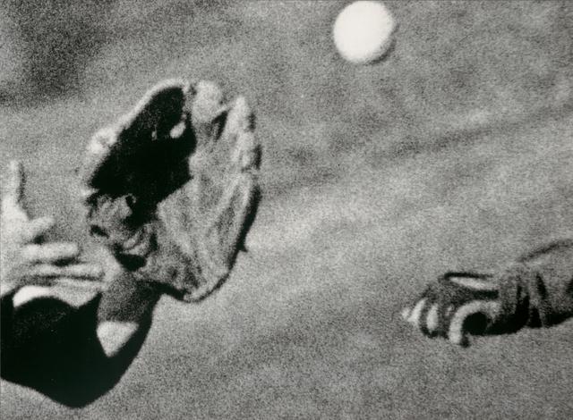 , ' Hands & Feet: Hands, Baseball & Glove,' 2017, Gemini G.E.L. at Joni Moisant Weyl
