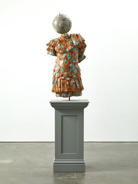 , 'Julio-Claudian, A Marble Torso of Emperor,' 2018, Goodman Gallery