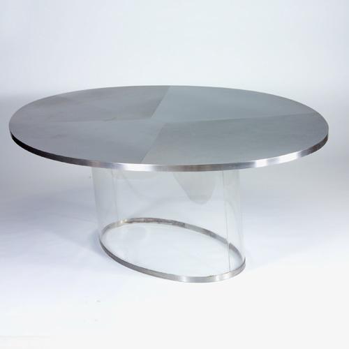 , 'Salle à Manger / Dining Table,' 1969, Demisch Danant