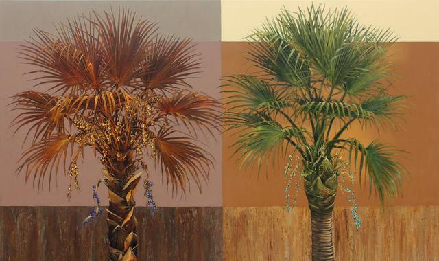 Robert Dunahay, 'Lisa Liza', 2014, Painting, Oil on Canvas, HOHMANN
