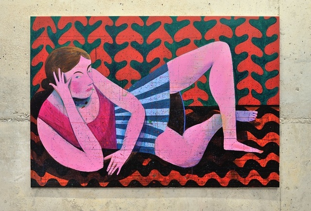 , 'Untitled ,' 2014, Campoli Presti
