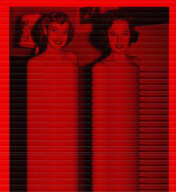 , 'T and V, Mesa Elks, 2008,' 2011, Von Lintel Gallery