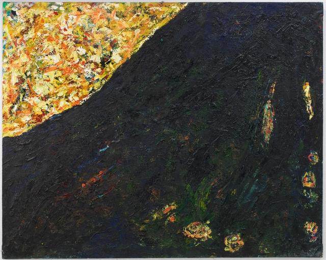 , 'Schräger Horizont,' 1985, Galerie Elisabeth & Klaus Thoman