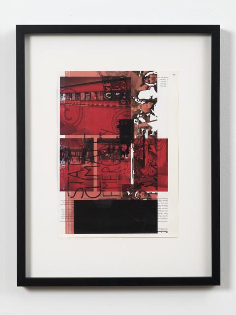, 'Untitled (Sun Scraper VI),' 2019, Mana Contemporary