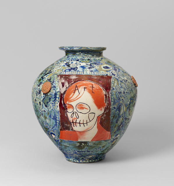 Grayson Perry, 'Pseudo Spiritual Clap Trap', 1998, Offer Waterman