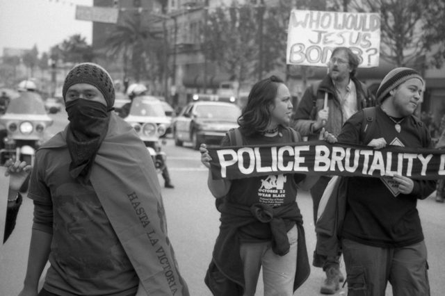 , 'Protest II ,' 2003, MO-Industries