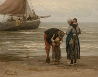 The Fisherman's Goodbye