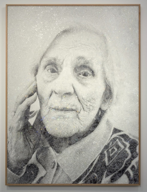 , 'Portrait V, Hilde,' 2017, Galerie Kornfeld