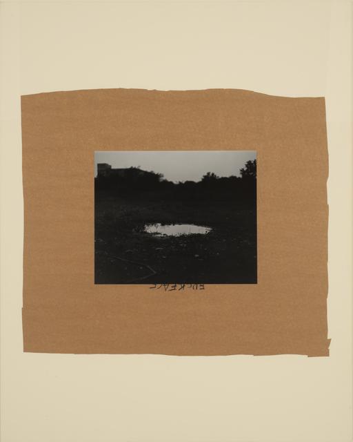 , 'Fuckface,' 1989, Casemore Kirkeby