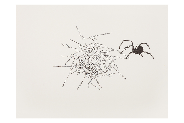 , 'Sin título (arañas)/Untitled (spiders),' 2015, Ruiz-Healy Art
