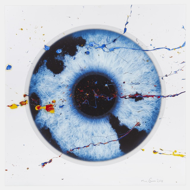 Marc Quinn, 'Untitled (The Eye of History)', 2018, Human Reproduction