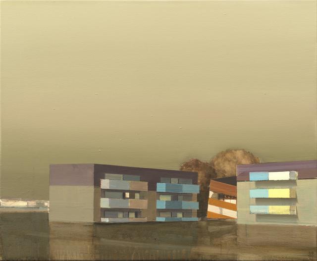 , 'Drei Blocks,' 2013, Marc Straus