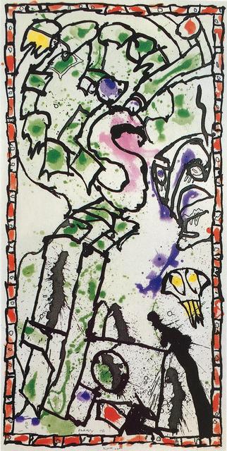 , 'Réponse muette,' 1988, Han Art