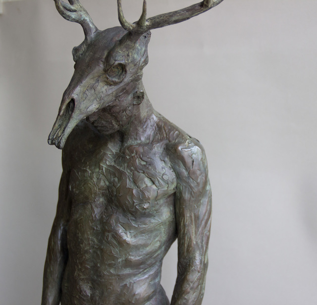, 'Cernunnos,' 2018, Galerie Bayart