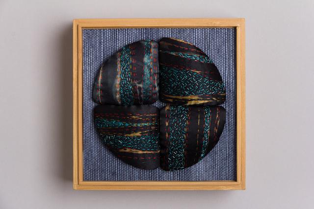 , 'Serpentine Series V,' 2018, Tansey Contemporary