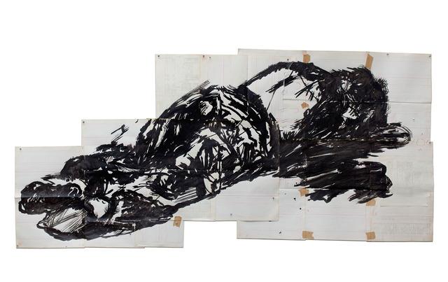 , 'Pasolini, 2 novembre 1975,' 2015, Lia Rumma