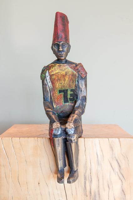 Joe Brubaker, 'Sergio', 2014, Seager Gray Gallery