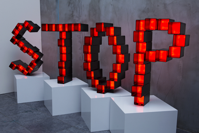 , 'Stop,' 2014, Artnivo