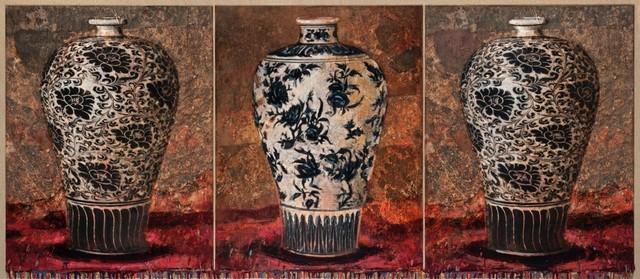 , 'Trois rêves cachés      ,' 2015, Galerie de Bellefeuille