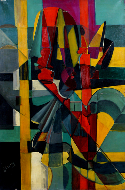 , 'Flamenco 2,' 1956, Benjaman Gallery Group