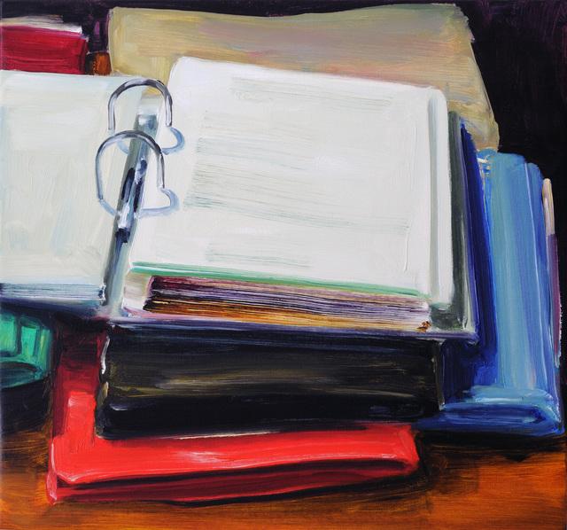 , 'Dossier,' 2016, Galerie Klaus Gerrit Friese