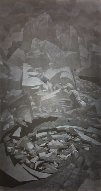 , 'Cold Mountain 冷山,' 2017, Galerie Ora-Ora