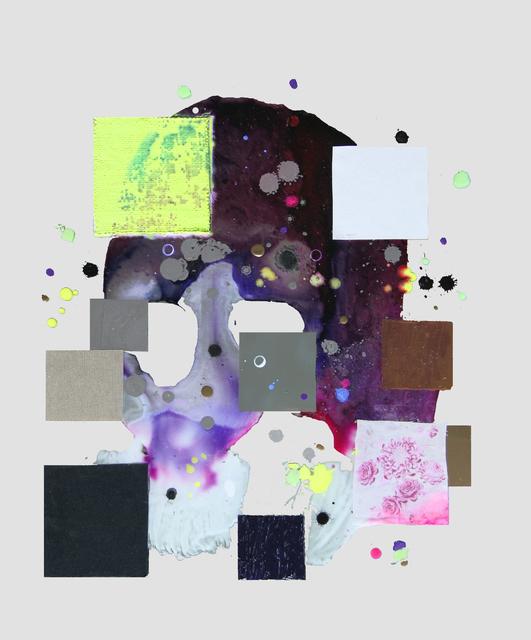 , 'Asymmetric Man #2,' 2015, Galerie Clemens Gunzer