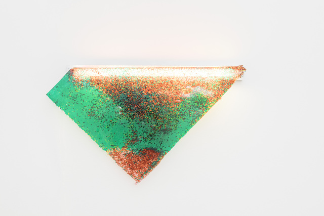 , 'Particle Wall Lamp - Orange Green Red,' 2018, Etage Projects