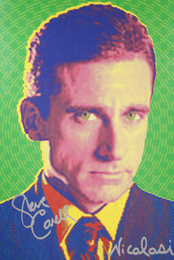 Portrait of Steve Carrell