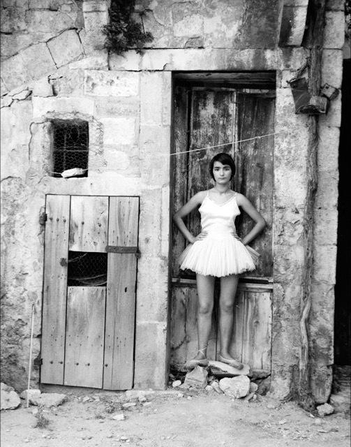 , 'Danseuse à la porte Arles,' 1955, Bernheimer Fine Art