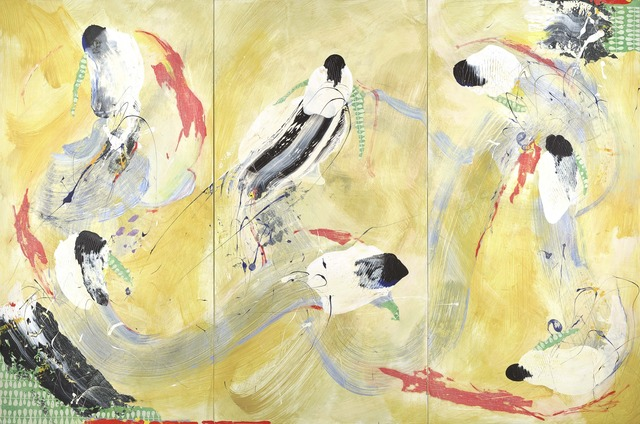 , 'Imaginary Beings,' 2014, David Richard Gallery