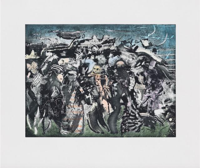 , 'Nocturne,' 2019, Cristea Roberts Gallery