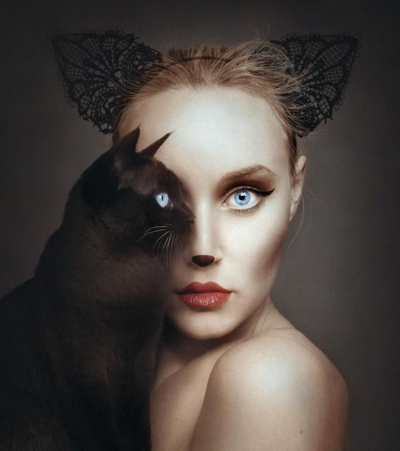 , 'Kitty,' 2016, Anna Laudel