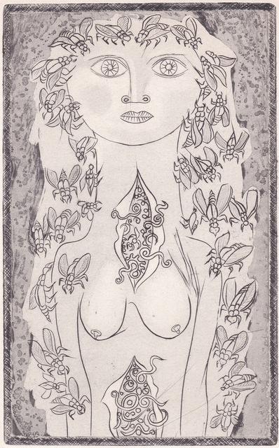 Anton Prinner, 'La Femme tondue  (The Shaved Woman)', 1946, Galerie OSP
