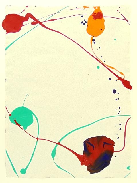 Sam Francis, 'Untitled SF87-071 (Acrylic)', 1987, Gilden's Art Gallery