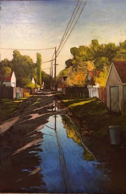 Kari Duke, 'Early Autumn Afternoon', 2018, The Front Gallery
