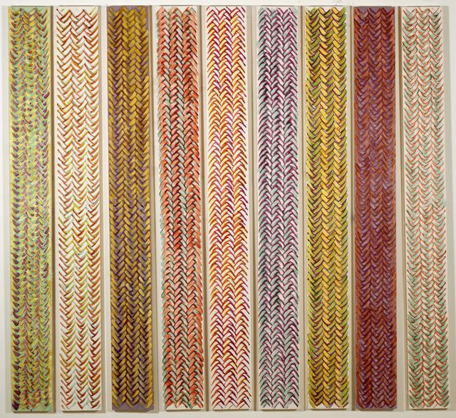 , 'Pleitas,' 2016, Annely Juda Fine Art